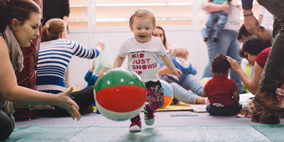 Physical Activity Guidelines For Your Baby And Toddler